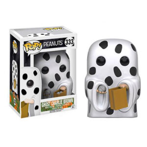 Charlie Brown (Ghost) Funko Pop