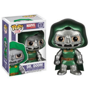 Dr. Doom Metallic Funko Pop