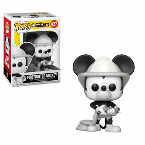 Firefighter Mickey Funko Pop