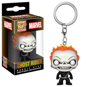 Ghost Rider Pocket Pop Keychain