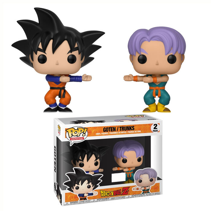 Goten Trunks (2-Pack) Funko Pop