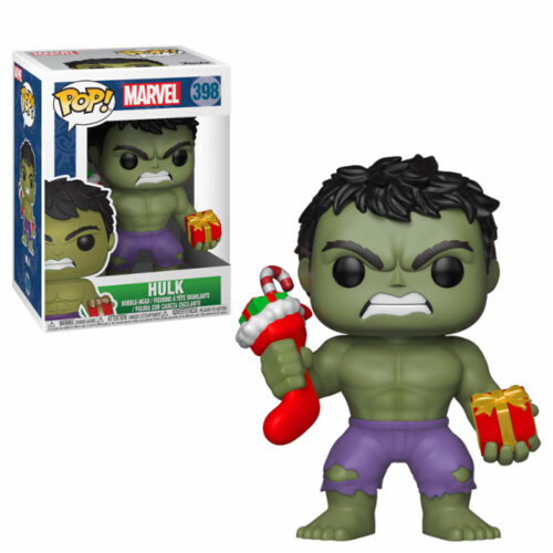 Hulk Christmas Funko Pop