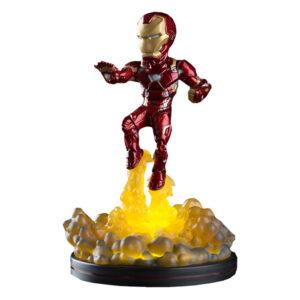 Iron Man Light-Up Q-Fig