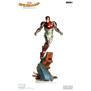 Iron Man Mark XLVII Statue Iron Studios