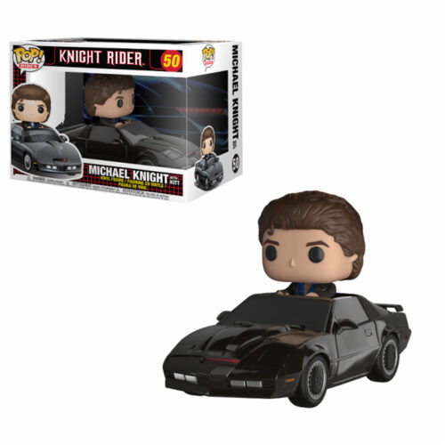Knight with Kitt Funko Pop Rides