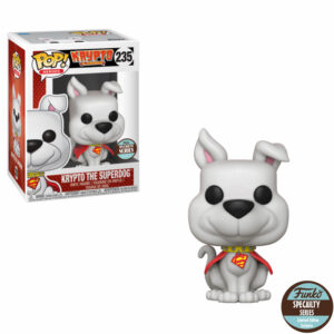 Krypto The Superdog Funko Pop