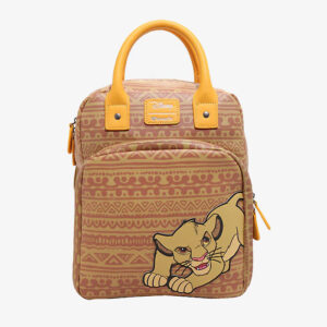 LOUNGEFLY DISNEY THE LION KING MINI BACKPACK
