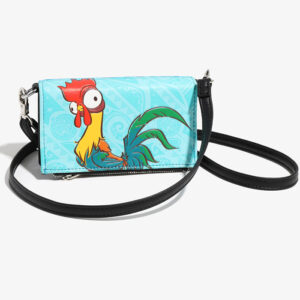 Loungefly Disney Moana Pua & Heihei Crossbody Wallet Bag