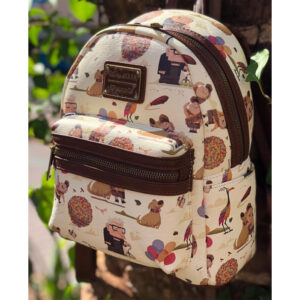 Loungefly Disney Up Mini Backpack