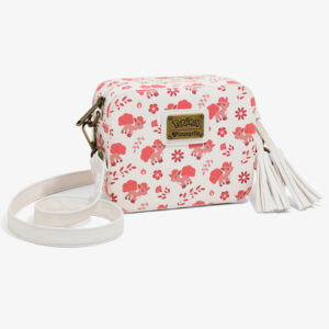 Loungefly Pokémon Vulpix Floral Crossbody - BoxLunch Exclusive
