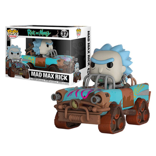 Mad Max Rick Funko Pop