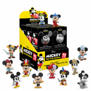 Mickey Mouse Mystery Mini