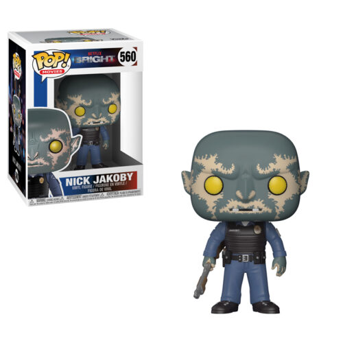 Nick Jakoby Funko Pop