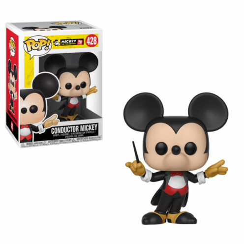 Orchestra Conductor Mickey Funko Pop