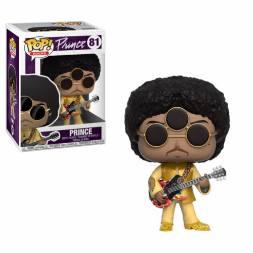 Prince 3rd Eye Girl Funko Pop