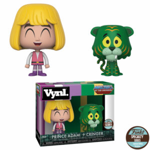 Prince Adam and Cringer Vynl 2-pack