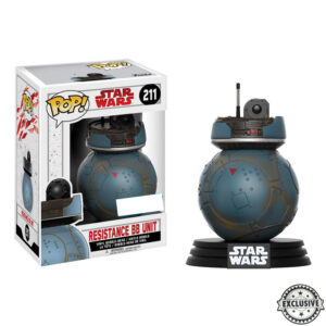 Resistance BB Unit Blue Funko Pop