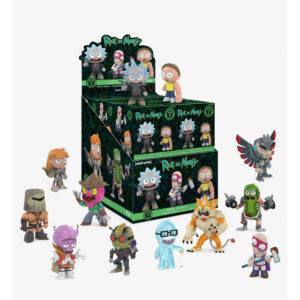 Rick and Morty S2 Mystery Mini