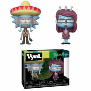 Rick and Unity Vynl