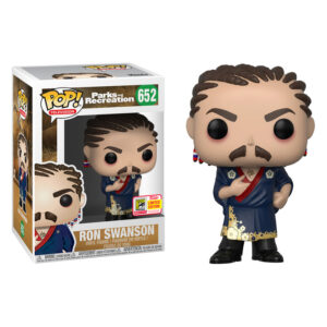 Ron Swanson SDCC Funko Pop
