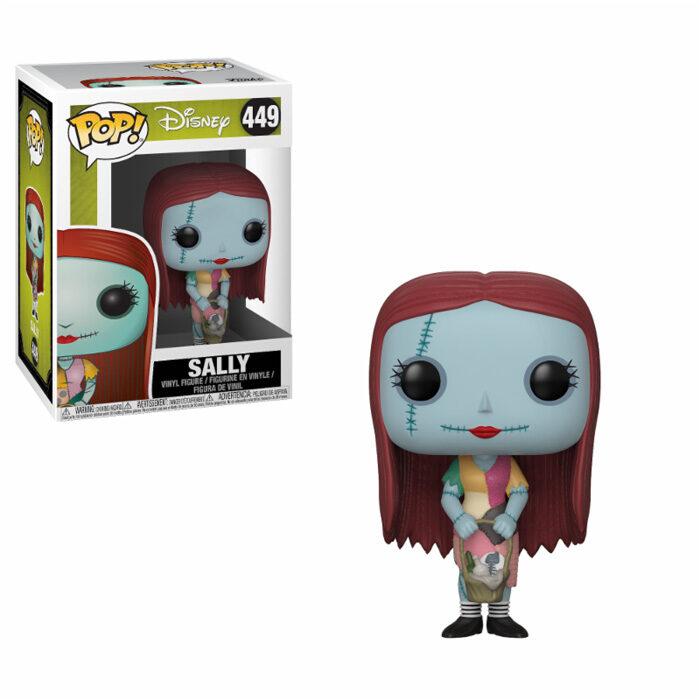Sally with basket Funko Pop