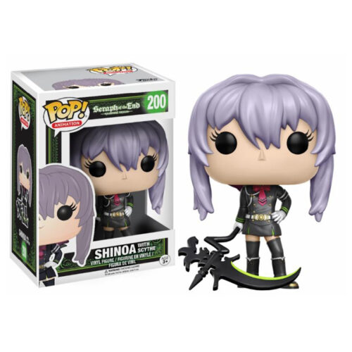 Shinoa with Scythe Funko Pop