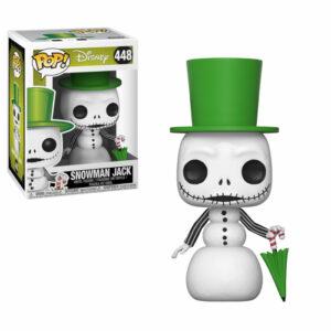 Snowman Jack Funko Pop