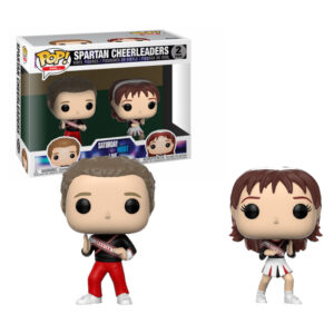 Spartan Cheerleaders Funko Pop 2pack
