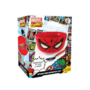 Spider-Man Ontbijt Set