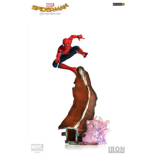 Spider-Man Statue Iron Studios