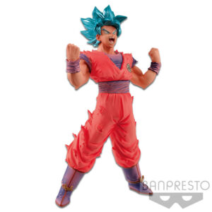 Super Saiyan Blue Goku Banpresto
