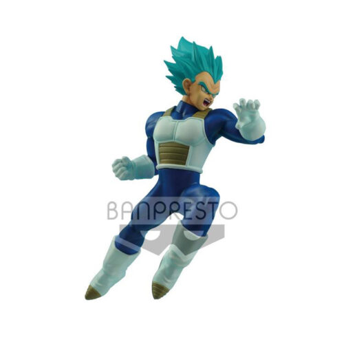 Super Saiyan God Super Saiyan Vegeta Banpresto