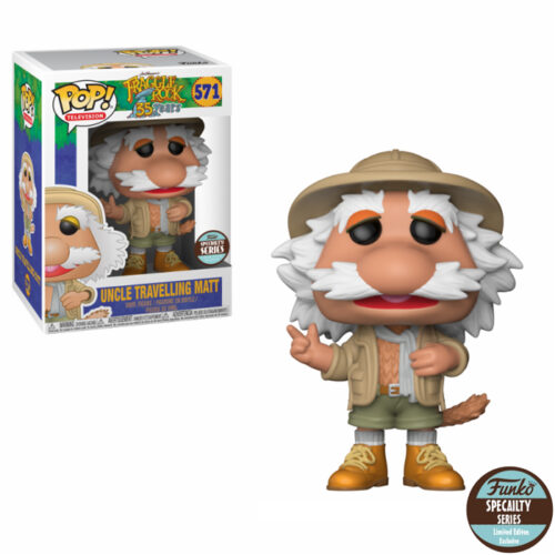 Uncle Travelling Matt Funko Pop