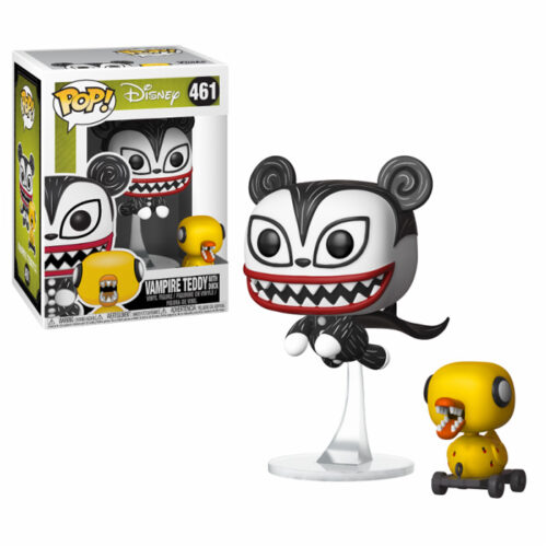 Vampire Teddy With Duck Funko Pop
