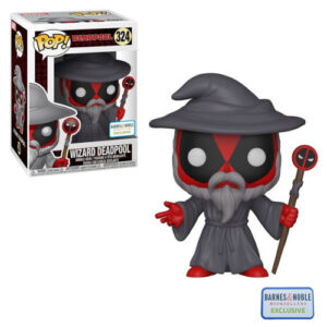 Wizard Deadpool Funko Pop
