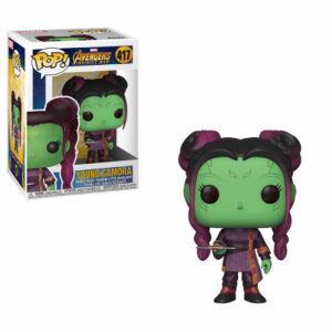 Young Gamora Funko Pop
