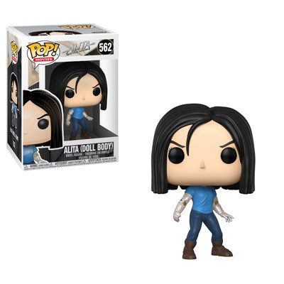 Alita (Doll Body) Funko Pop