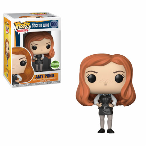 Amy Pond ECCC 2018 Funko Pop