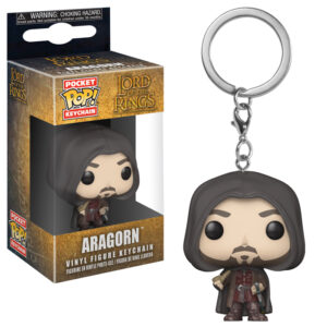 Aragorn Pocket Pop Keychain