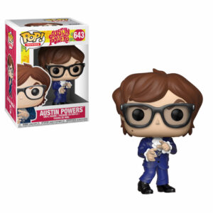 Austin Powers Funko Pop