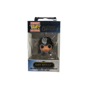 Baby Niffler Pocket Pop Keychain 2