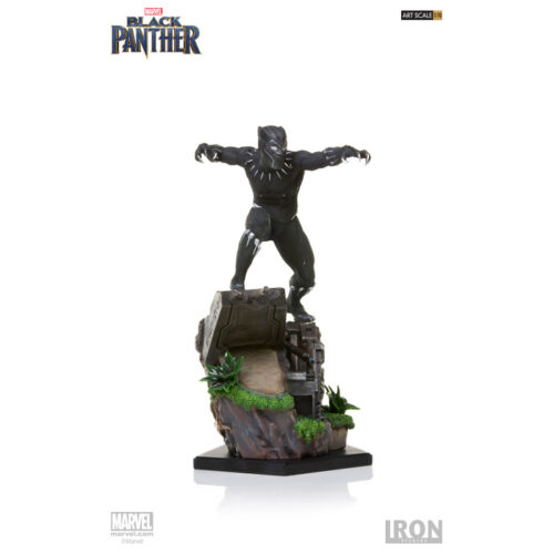 Black Panther Statue Iron Studios