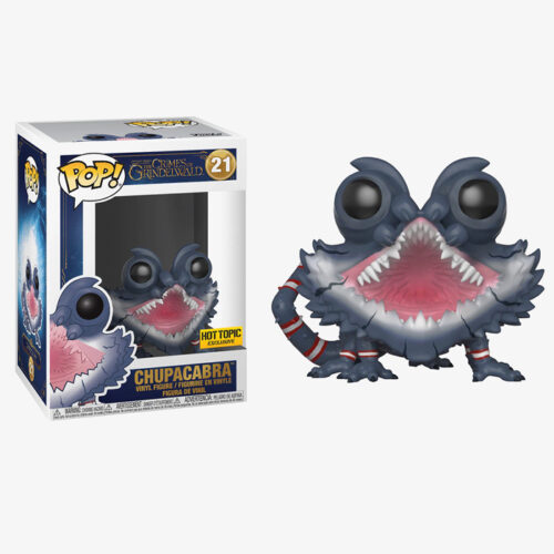 CHUPACABRA Hot topic Funko Pop
