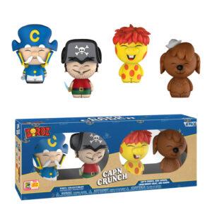 Cap'n Crunch Dorbz 4-Pack