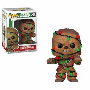 Chewbacca with Lights Funko Pop