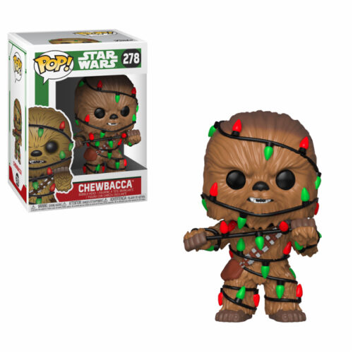 Chewbacca with Lights Funko Pop