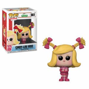 Cindy-Lou Who Funko Pop