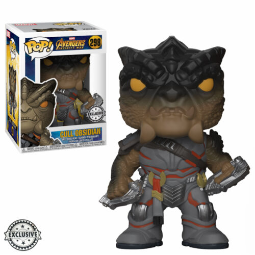 Cull Obsidian Exclusive Funko Pop