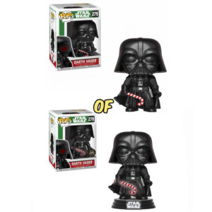 Darth Vader Holiday Funko Pop
