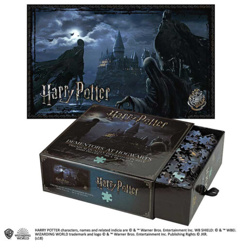 Dementors at Hogwarts Harry Potter Puzzel